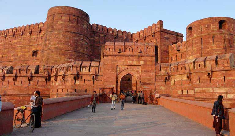 Agra Fort Trip