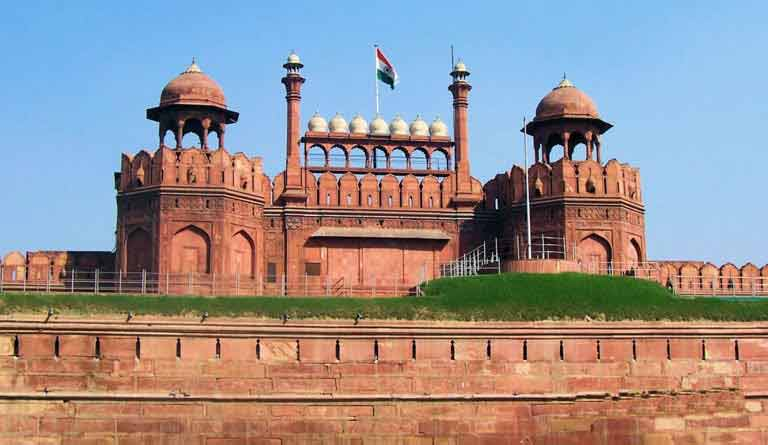 Red Fort Trip
