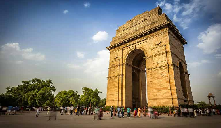 India Gate Historical Trip