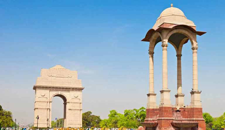 India gate - delhi