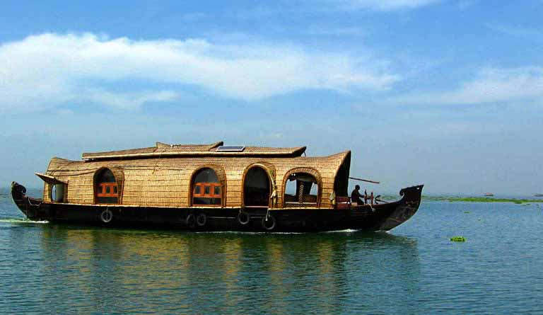 kerala houseboat & backwater