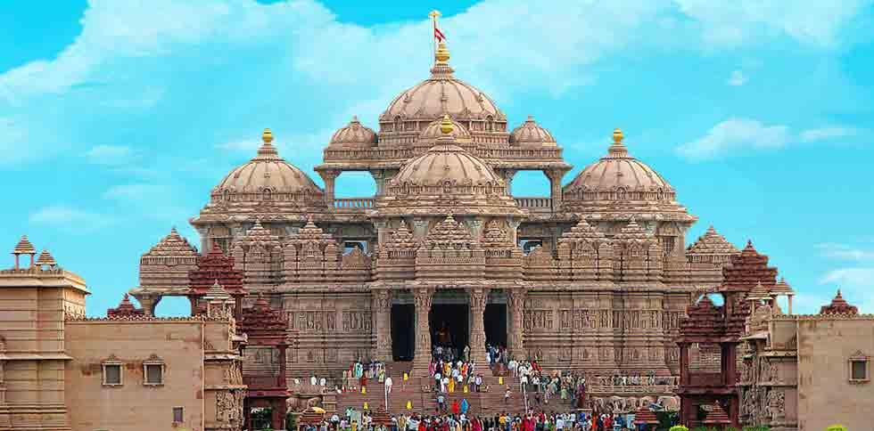 Akshardham Temple travel Guide