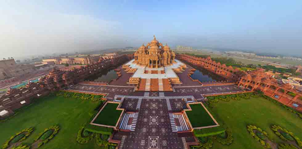 Akshardham Temple Tour packages