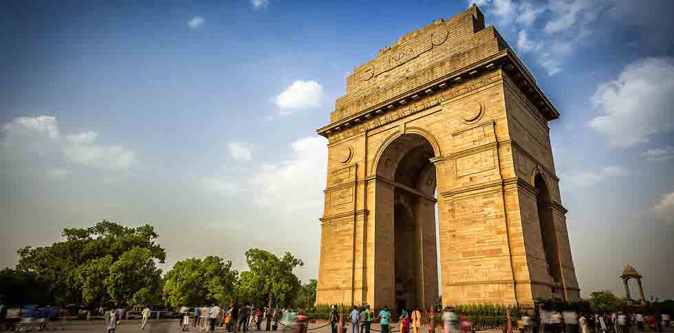 India Gate Tour packages