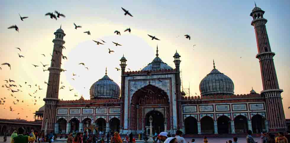 Jama Masjid travel Guide