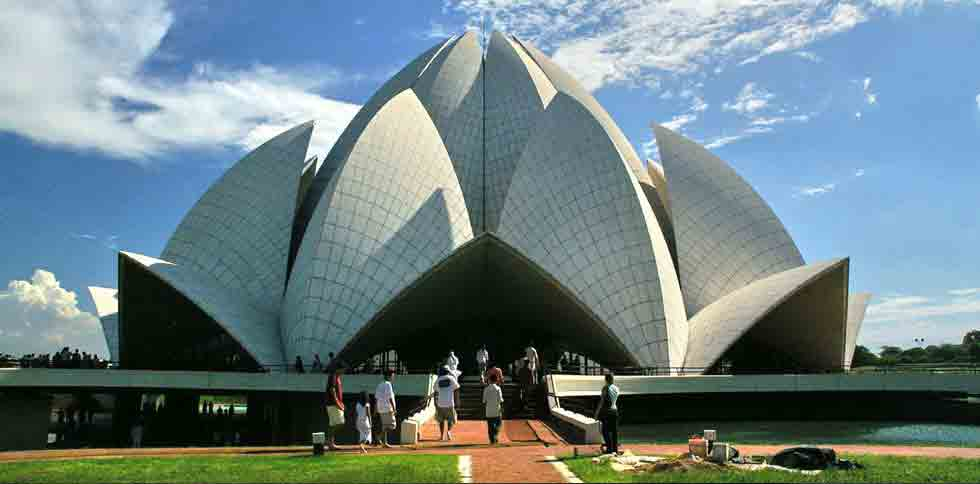 Lotus Temple travel Guide