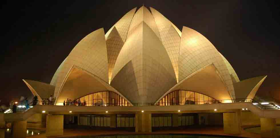 Lotus Temple Tour packages